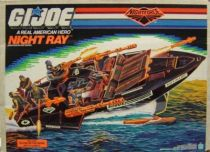 G.I.JOE - 1989 - Night Ray