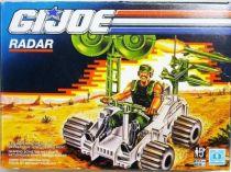 G.I.JOE - 1989 - Radar Rat
