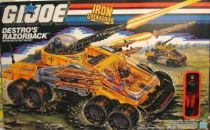 G.I.JOE - 1989 - Razorback