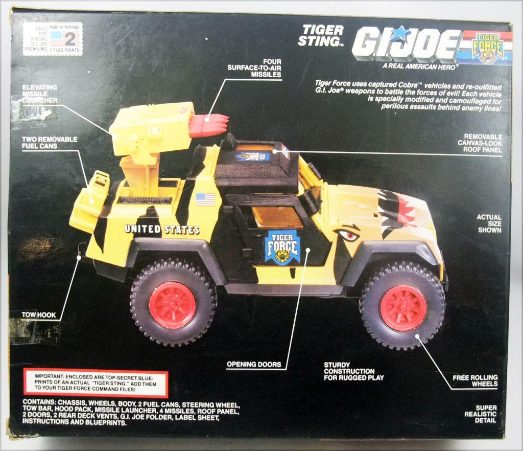G.I.JOE - 1989 - Tiger Sting