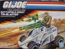 G.I.JOE - 1989 - Tri-Blaster