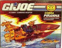G.I.JOE - 1990 - Cobra Piranha