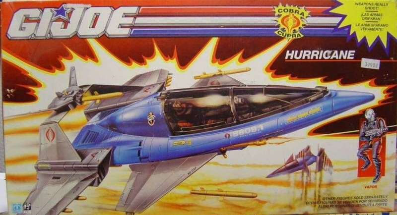 G.I.JOE - 1990 - Hurricane V.T.O.L.