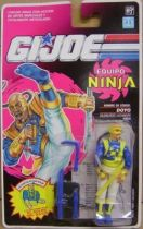 G.I.JOE - 1991 - Dojo (Ninja Force)