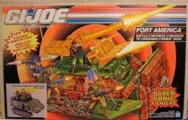 G.I.JOE - 1991 - Fort America