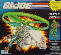 G.I.JOE - 1991 - G.I.Joe Battle Copter