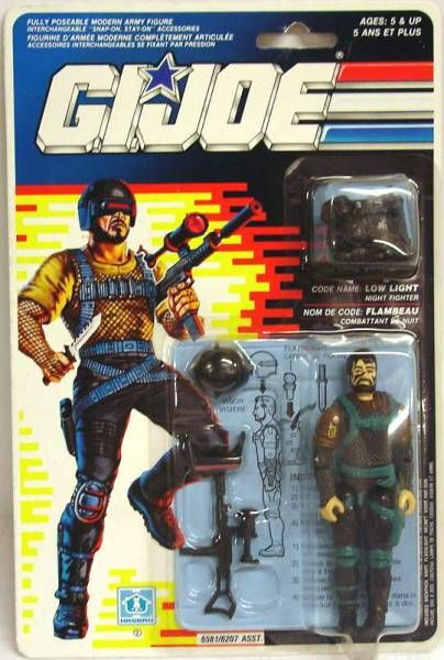 G.I.JOE - 1991 - Low Light