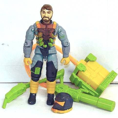 G.I.JOE - 1991 - Ozone (Eco Warrior)