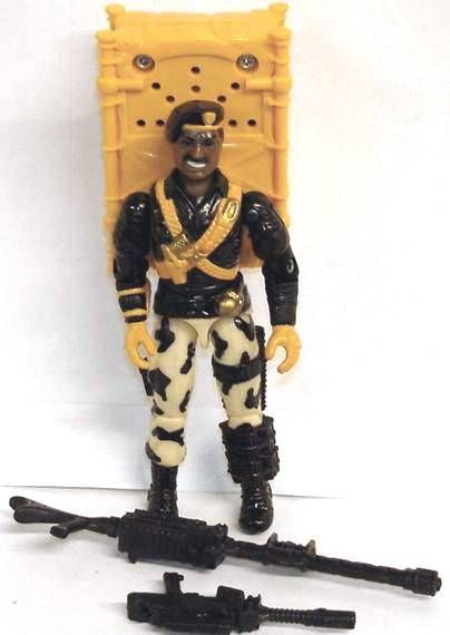 G.I.JOE - 1991 - Stalker (Talking Battle Commander)