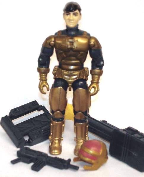 G.I.JOE - 1992 - Barricade