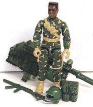G.I.JOE - 1992 - Bulletproof (Drug Elimination Force)