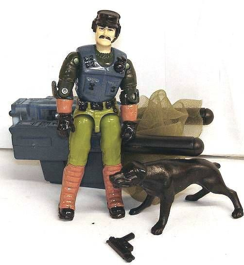 G.I.JOE - 1992 - Mutt & Junkyard (Drug Elimination Force)