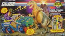 G.I.JOE - 1993 - Dino-Hunter Mission Playset