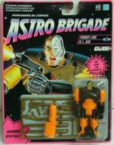 G.I.JOE - 1993 - Robo J.O.E. Star Brigade Armor Tech