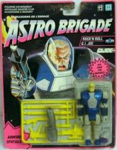 G.I.JOE - 1993 - Rock\'n Roll Star Brigade Armor Tech