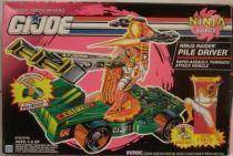 G.I.JOE - 1994 - Ninja Raider Piledriver