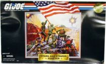 G.I.JOE - 1997 - Stars and Stripes Forever boxed set