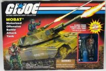 G.I.JOE - 1998 - MOBAT Motorized Offensive Battle Attack Tank