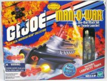 G.I.JOE - 2000 - Man-O-War & Lampreys