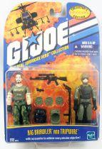 G.I.JOE - 2001 - Big Brawler & Tripwire