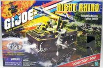 G.I.JOE - 2001 - Night Rhino & Dusty