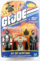G.I.JOE - 2001 - Wet Suit & Wet Down