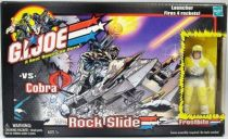 G.I.JOE - 2002 - Rock Slide with Frostbite