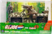 G.I.JOE - 2003 - Split Fire & Rampage