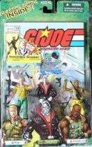 G.I.JOE - 2005 - Comic pack #24 (Duke, Destro, Roadblock)