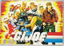 G.I.Joe - Catalogue dépliant Hasbro France 1989