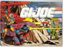G.I.Joe - Catalogue dépliant Hasbro France 1991