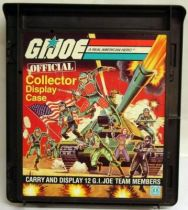 G.I.Joe - Hasbro - 1982 Official G.I.Joe Collector Display Case