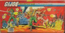 G.I.Joe - Hasbro - 1984 Official G.I.Joe Collector Case
