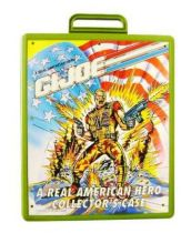 G.I.Joe - Hasbro - 1992 Official G.I.Joe Collector Case
