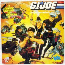 G.I.Joe - Mini-LP Record - Original French TV series Soundtrack - AB Kids 1989
