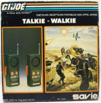 G.I.Joe - Savie - Walkie Talkie set