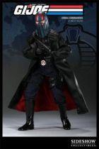 G.I.JOE - Sideshow Collectibles 12\\\'\\\' figure - Cobra Commander