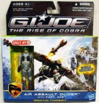 G.I.JOE 2009 - Air Assault Glider & Capt. Ace