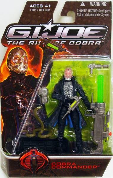 gijoe 2009 cobra commander