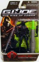 G.I.JOE 2009 - Cobra Eel (Underwater Trooper)