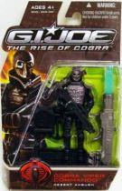 G.I.JOE 2009 - Cobra Viper Commando (Desert Ambush)