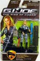 G.I.JOE 2009 - Courtney \'\'Cover Girl\'\' Krieger (Special Weapons Officer)