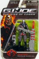 G.I.JOE 2009 - Destro (Weapons Supplier)