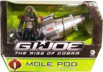 G.I.JOE 2009 - Mole Pod & Terra-Viper