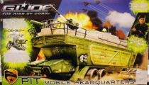 G.I.JOE 2009 - PIT Mobile Headquarters & General Hawk