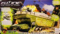 G.I.JOE 2009 - PIT Mobile Headquarters & General Hawk