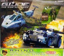 G.I.JOE 2009 - R.H.I.N.O. & Rampage