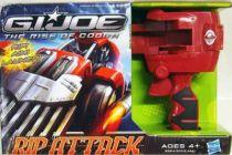 G.I.JOE 2009 - Rip Attack Tiger Snake & Street-Viper