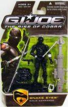 G.I.JOE 2009 - Snake Eyes (Ninja Commando)