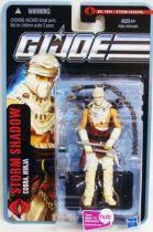 G.I.JOE 2010 - #1004 Storm Shadow (Cobra Ninja)